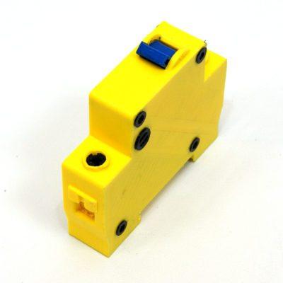 Непрерывная 3-х цветная 3D печать